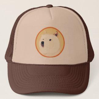 Dogecoinのトラック運転手の帽子 キャップ