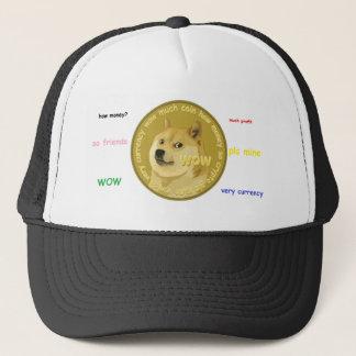 Dogecoinの付属品話好きな柴犬 キャップ