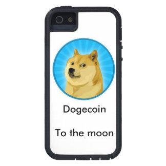 DogecoinのiPhoneの場合 iPhone SE/5/5s ケース