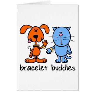 Dogg及びCattのブレスレットの相棒カード カード