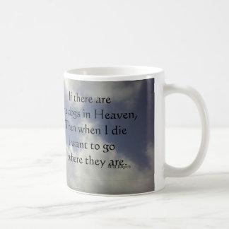 DOGS-WILLロジャースのマグがなければ コーヒーマグカップ