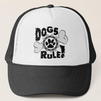 DogsRule_Logo_BW キャップ