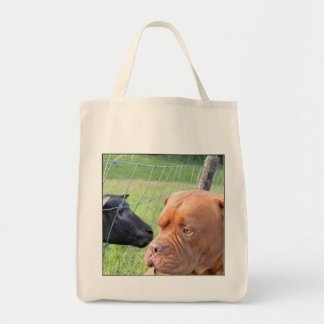 Dogue de Bordeaux トートバッグ
