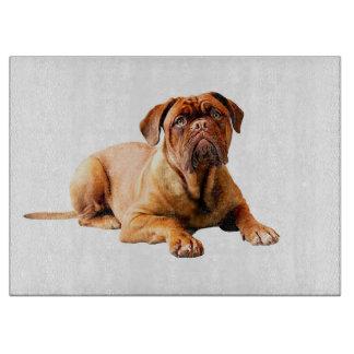Dogue de Bordeaux Dog カッティングボード