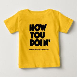 Doin Onzeeいかに ベビーTシャツ
