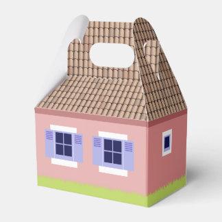 Dollhouse Provence Shop 5th Birthday Name Favor B フェイバーボックス