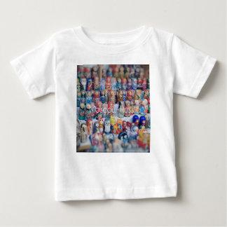 dolls_russia ベビーTシャツ