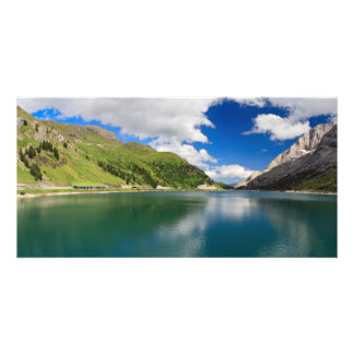 Dolomiti - Fedaia湖 カード