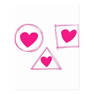 Dom Dia Dos Namorados ポストカード