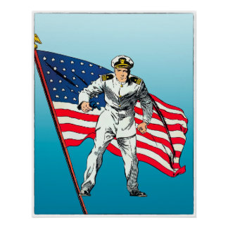 Don Winslow of the Navy - Print ポスター