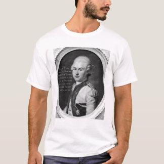 Donatien Marieヨセフde Vimeur Tシャツ