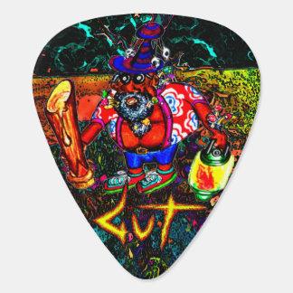 Donkのギターピックの腸の沼地 ギターピック