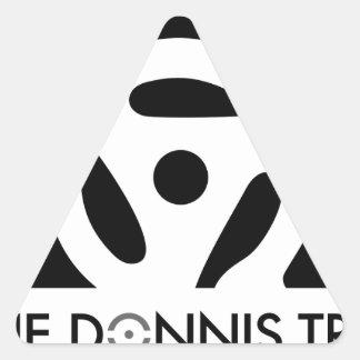 DonnisのトリオMerch 三角形シール