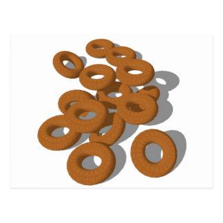 Donut 葉書き
