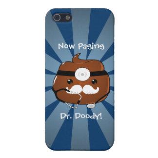 Doodyページングの先生のiphone 4ケース iPhone SE/5/5sケース