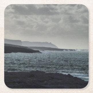 Doolin、Burren、アイルランド スクエアペーパーコースター