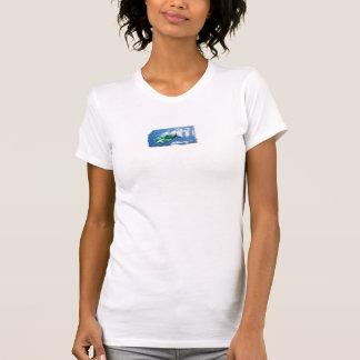 Doradoの女性のスパゲッティ一重項 Tシャツ