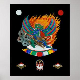Dorje Phurba [ポスター] ポスター