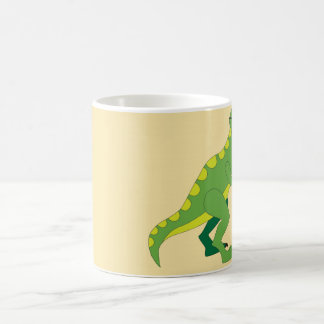 Dorkasaurus コーヒーマグカップ