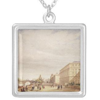 d'Orsay Le Quai 1839年 シルバープレートネックレス