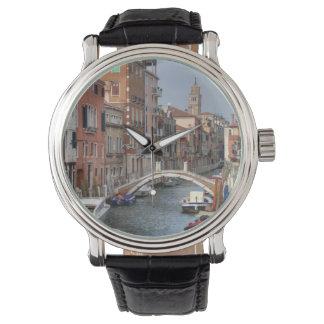 Dorsoduro、ベニスイタリア 腕時計