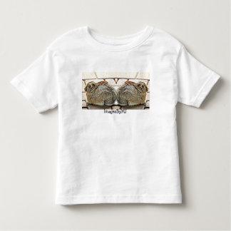 DosのバニーのTシャツ トドラーTシャツ