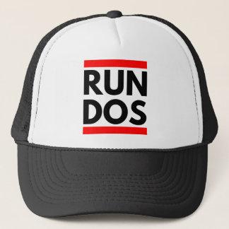 DOSを走って下さい キャップ