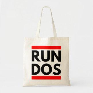 DOSを走って下さい トートバッグ