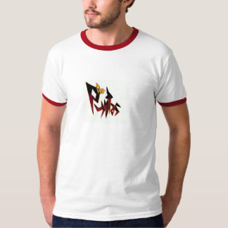 Dos Puntasの男性Tシャツ Tシャツ