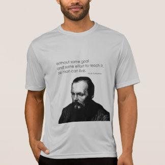 Dostoyevskyのトレーニングのワイシャツ Tシャツ