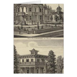 Doughertyのマーフィーの住宅 カード