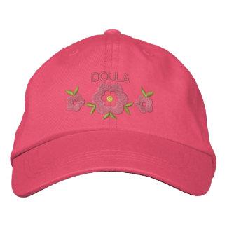 Doulaは帽子を刺繍しました 刺繍入りキャップ