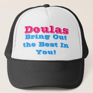 Doulasはあなたのベストを引き出します! キャップ