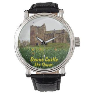 Douneの城- Shaws 腕時計