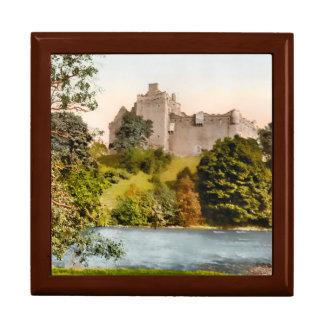 Douneの城Stirlingshireスコットランド ギフトボックス