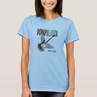 Dovapalooza 5の女性のワイシャツ tシャツ