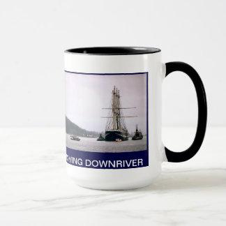 downriver移動 マグカップ