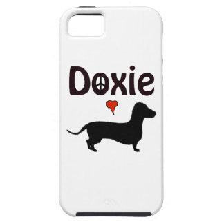 doxieはlove iPhone SE/5/5s ケース