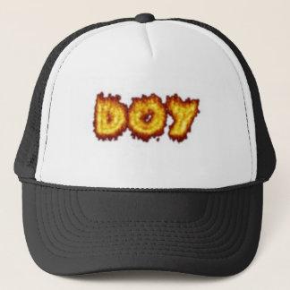 DOYの帽子-炎 キャップ