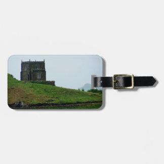 Doydenの城の港のQuinコーンウォールドゥワイトEnysの家 ラゲッジタグ