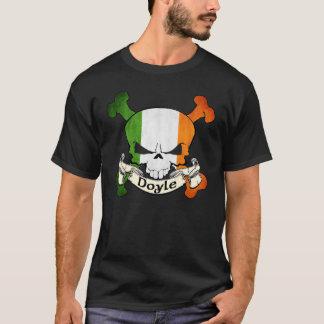 Doyleのアイルランド人のスカル Tシャツ