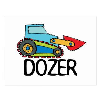 Dozer ポストカード