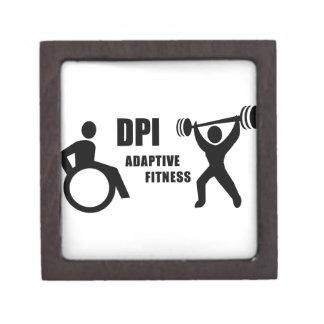 DPIの適応性があるフィットネス ギフトボックス