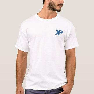 DPK Skitchinのロゴのワイシャツ Tシャツ
