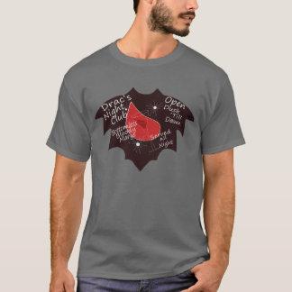 Dracのナイトクラブ Tシャツ