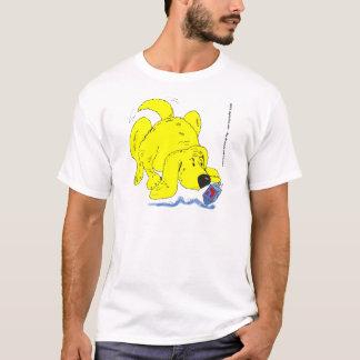 Dradleを見ているs9ハヌカー犬 Tシャツ