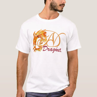DragNet Fire Symbolmark Tシャツ