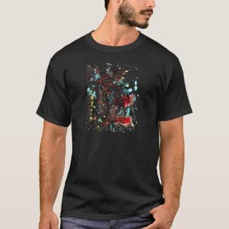 DragNet_Splatter.png Tシャツ
