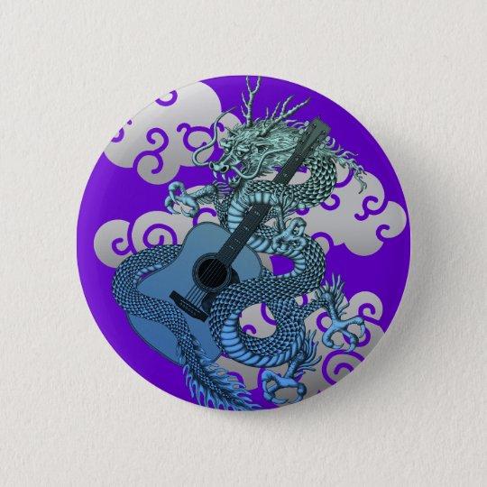 dragon aco 5.7cm 丸型バッジ