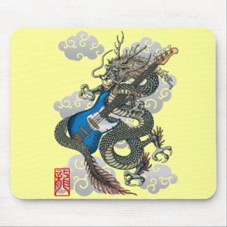 dragon bass マウスパッド